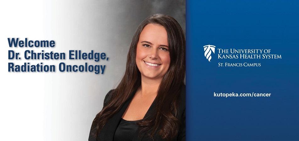 Welcome Dr. Christen Elledge