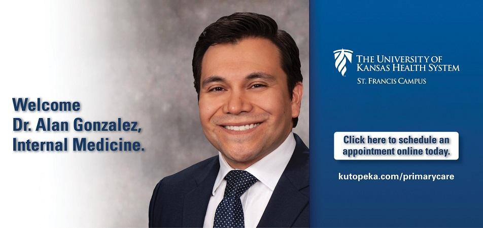 Welcome Dr. Gonzalez