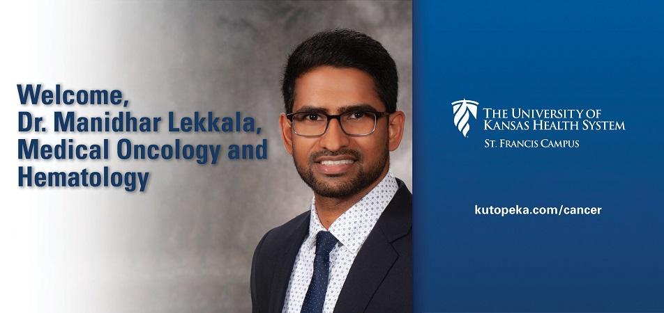 Welcome Dr. Lekkala