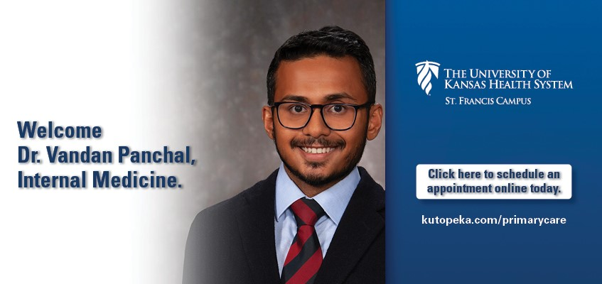Welcome Dr. Panchal