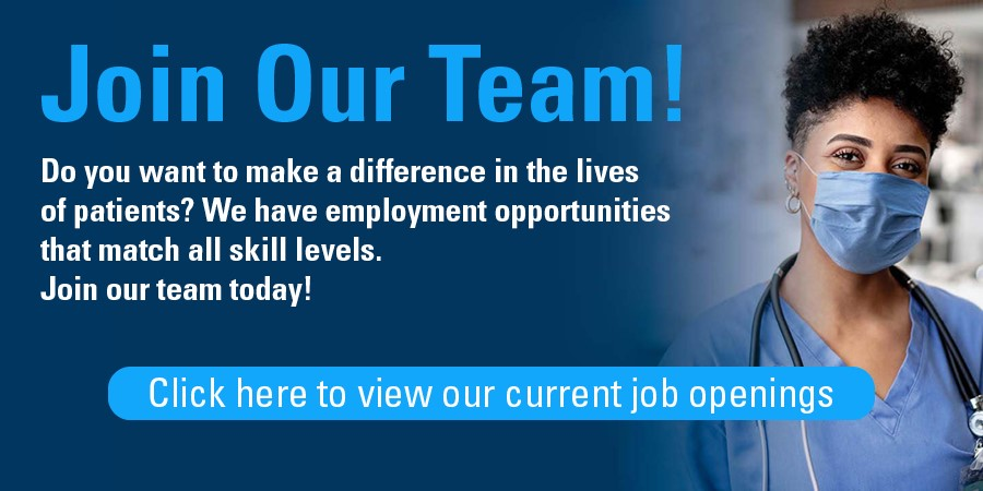 Recruitment - Join Our Team