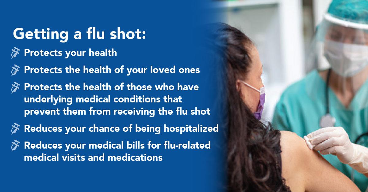 Flu Shoot Info Banner