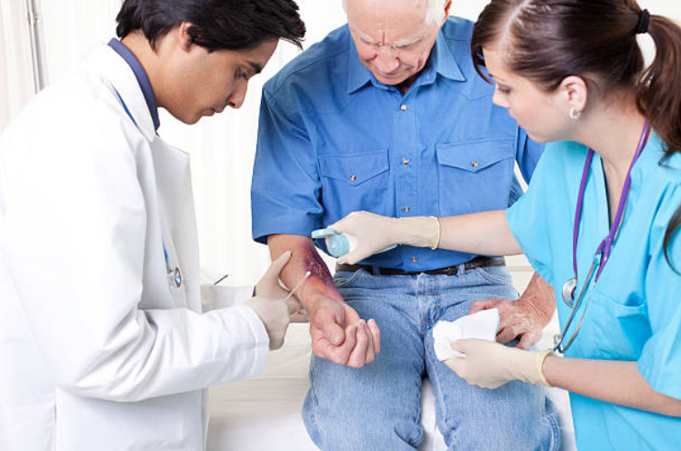wound care doctors