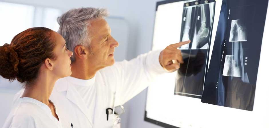 Orthopedic Viewing Xray